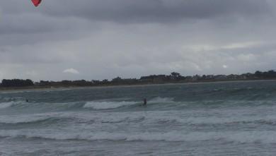 Surf report FR, La Torche (29) du 2008-09-30 12:00:00