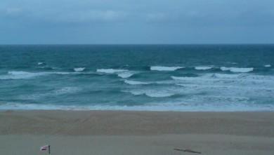 Surf report FR, Cap-Ferret - Plage de L'Horizon (33) du 2008-10-01 12:00:00