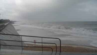 Surf report FR, Le Menhir (14) du 2008-10-01 12:00:00