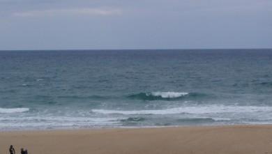 Surf report FR, Hossegor - La Nord (40) du 2008-10-02 12:00:00