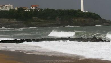 Surf report FR, Anglet VVF (64) du 2008-10-03 12:00:00