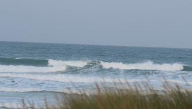 Surf report FR, Tronoën (29) du 2008-10-03 12:00:00
