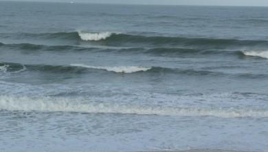 Surf report FR, Cap-Ferret - Plage de L'Horizon (33) du 2008-10-04 12:00:00