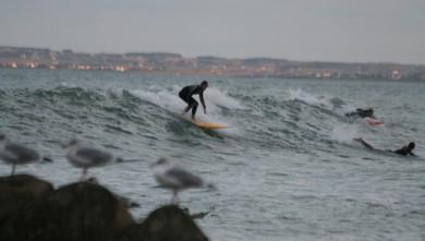 Surf report FR, La Torche (29) du 2008-10-04 12:00:00