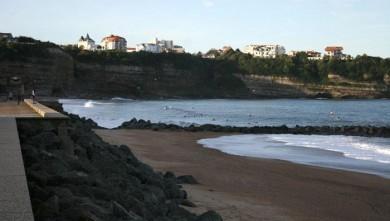 Surf report FR, Anglet VVF (64) du 2008-10-05 12:00:00