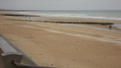 Surf report FR, Le Menhir (14) du 2008-10-05 12:00:00