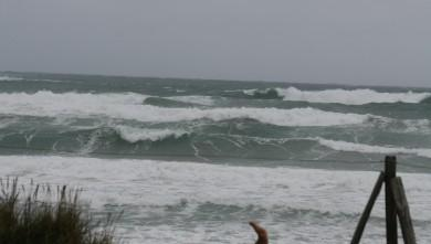 Surf report FR, Pors Carn (29) du 2008-10-05 12:00:00