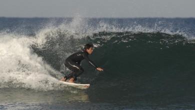 Surf report FR, Seignosse - Les Casernes (40) du 2008-10-05 12:00:00