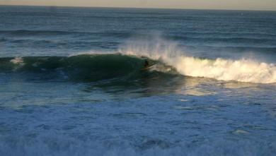 Surf report FR, Anglet VVF (64) du 2008-10-06 12:00:00