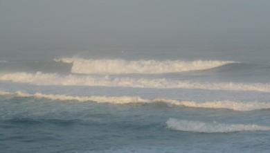 Surf report FR, Cap-Ferret - Plage de L'Horizon (33) du 2008-10-06 12:00:00