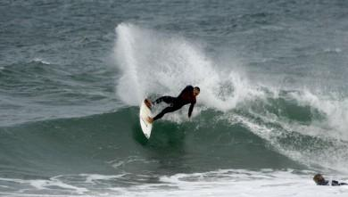 Surf report FR, Capbreton - Les Digues (40) du 2008-10-07 12:00:00