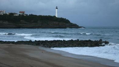 Surf report FR, Anglet VVF (64) du 2008-10-08 12:00:00