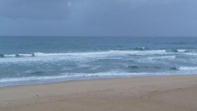 Surf report FR, Cap-Ferret - Plage de L'Horizon (33) du 2008-10-08 12:00:00