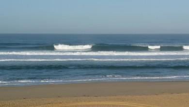 Surf report FR, Cap-Ferret - Plage de L'Horizon (33) du 2008-10-09 12:00:00