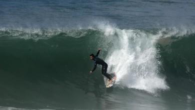 Surf report FR, Hossegor - La Gravière (40) du 2008-10-09 12:00:00