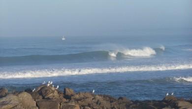 Surf report FR, La Torche (29) du 2008-10-09 12:00:00