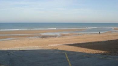 Surf report FR, Le Menhir (14) du 2008-10-09 12:00:00