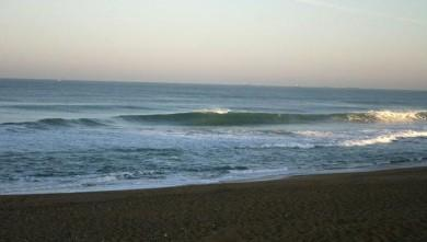 wave report FR, Anglet Sables d'Or (64) du 2008-10-10 12:00:00