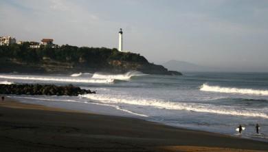 Surf report FR, Anglet VVF (64) du 2008-10-11 12:00:00