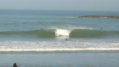 Surf report FR, Biarritz - Grande Plage (64) du 2008-10-11 12:00:00