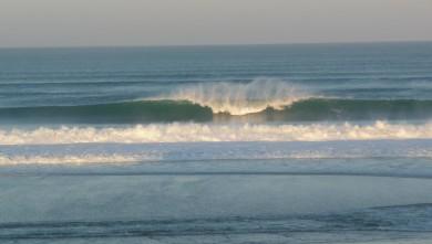 Surf report FR, Cap-Ferret - Plage de L'Horizon (33) du 2008-10-11 12:00:00