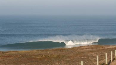 wave report FR, Quiberon - Port Blanc (56) du 2008-10-11 12:00:00