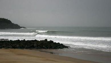 Surf report FR, Anglet VVF (64) du 2008-10-12 12:00:00