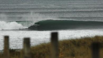 wave report FR, Seignosse - Les Estagnots (40) du 2008-10-12 12:00:00