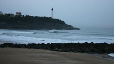 Surf report FR, Anglet VVF (64) du 2008-10-13 12:00:00