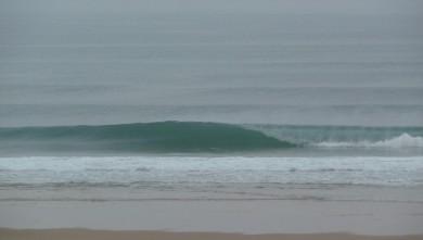 Surf report FR, Cap-Ferret - Plage de L'Horizon (33) du 2008-10-13 12:00:00