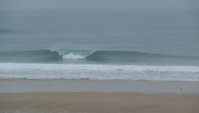 Surf report FR, Cap-Ferret - Plage de L'Horizon (33) du 2008-10-14 12:00:00