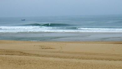 wave report FR, Seignosse - Les Estagnots (40) du 2008-10-14 12:00:00
