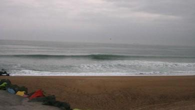 wave report FR, Anglet Sables d'Or (64) du 2008-10-15 12:00:00