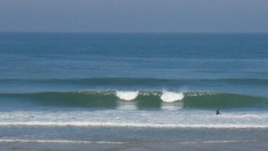 Surf report FR, Seignosse - Les Bourdaines (40) du 2008-10-15 12:00:00