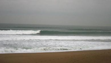 Surf report FR, Anglet Sables d'Or (64) du 2008-10-16 12:00:00
