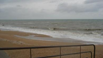 wave report FR, Le Menhir (14) du 2008-10-16 12:00:00