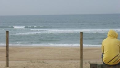 Surf report FR, Seignosse - Les Casernes (40) du 2008-10-16 12:00:00