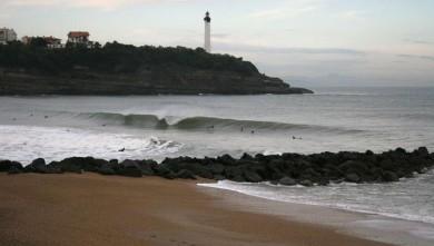 Surf report FR, Anglet VVF (64) du 2008-10-18 12:00:00
