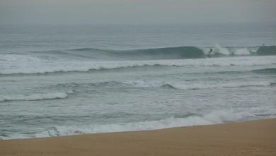 Surf report FR, Cap-Ferret - Plage de L'Horizon (33) du 2008-10-18 12:00:00