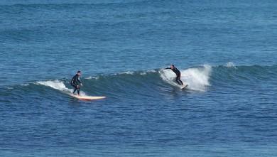 Surf report FR, La Torche (29) du 2008-10-18 12:00:00