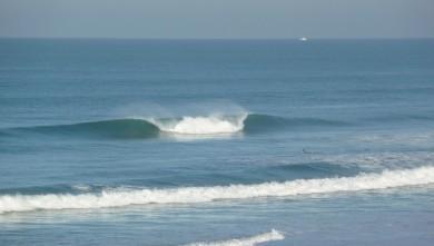 Surf report FR, Cap-Ferret - Plage de L'Horizon (33) du 2008-10-19 12:00:00