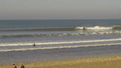 Surf report FR, Grand Village (17) du 2008-10-19 12:00:00