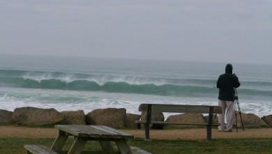 Surf report FR, Penhors (29) du 2008-10-19 12:00:00