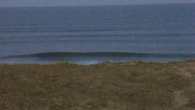 Surf report FR, Seignosse - Les Casernes (40) du 2008-10-19 12:00:00