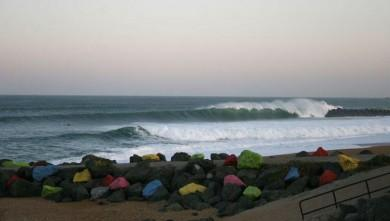 Surf report FR, Anglet Sables d'Or (64) du 2008-10-20 12:00:00