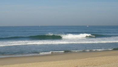 Surf report FR, Capbreton - Les Digues (40) du 2008-10-20 12:00:00