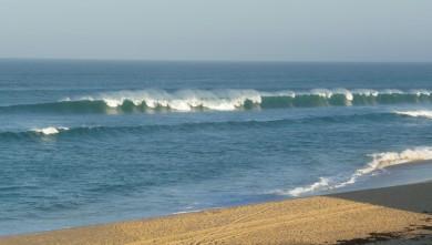 Surf report FR, Cap-Ferret - Plage de L'Horizon (33) du 2008-10-20 12:00:00