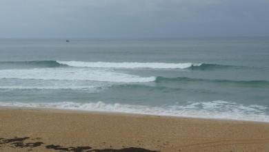 Surf report FR, Cap-Ferret - Plage de L'Horizon (33) du 2008-10-21 12:00:00