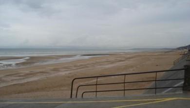 Surf report FR, Le Menhir (14) du 2008-10-21 12:00:00