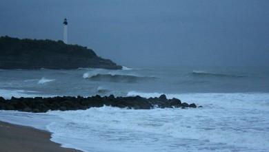 Surf report FR, Anglet VVF (64) du 2008-10-22 12:00:00